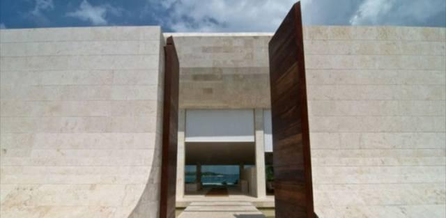 ドミニカ共和国のA-Ceroによる大規模なコンクリートの家(34)