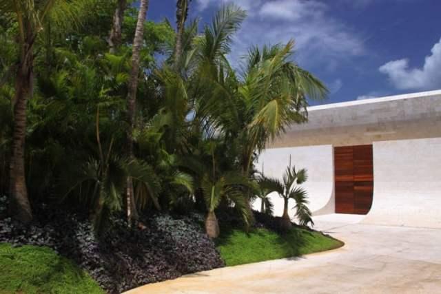 ドミニカ共和国のA-ceroによる大規模なコンクリートの家(35)