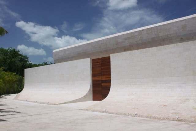 ドミニカ共和国のA-ceroによる大規模なコンクリートの家(36)