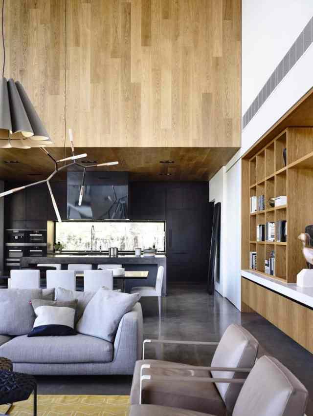マット・ギブソン・アーキテクチャーがメルボルンのコンクリートの家を設計(15)