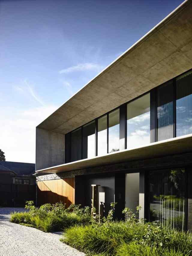マット・ギブソン・アーキテクチャーがメルボルンのコンクリートの家を設計(5)