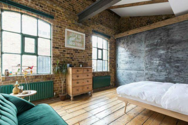 ロンドン倉庫は産業用住宅8になりました