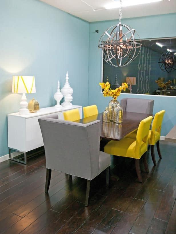 20ダイニングルームテーブル家具のアイデア(5)