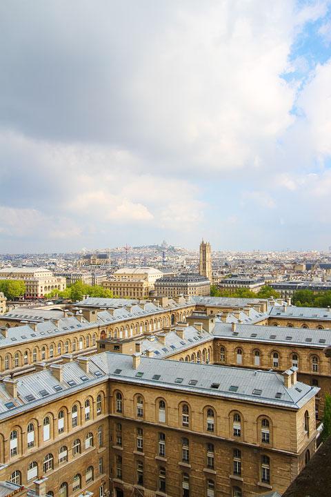 パリの観光