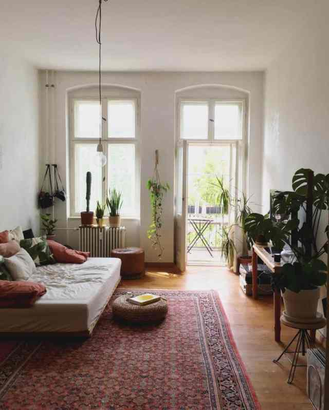 予算内のアパートのリビングルームのアイデアmademoiselle_nobs