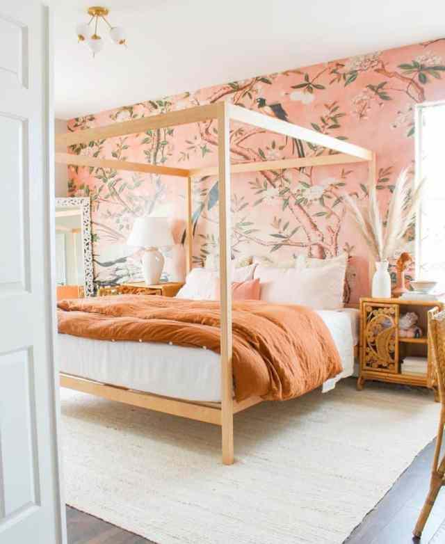 女の子の部屋のロマンチックなベッドルームのアイデアdreaming_of_decor