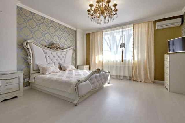 ヴィンテージのロマンチックなベッドルームのアイデア5