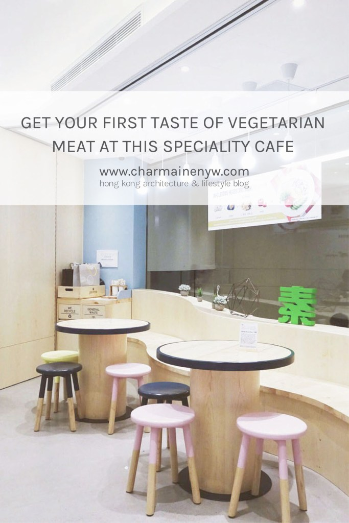 Get Your First Taste of Vegetarian Meat at This Speciality Café