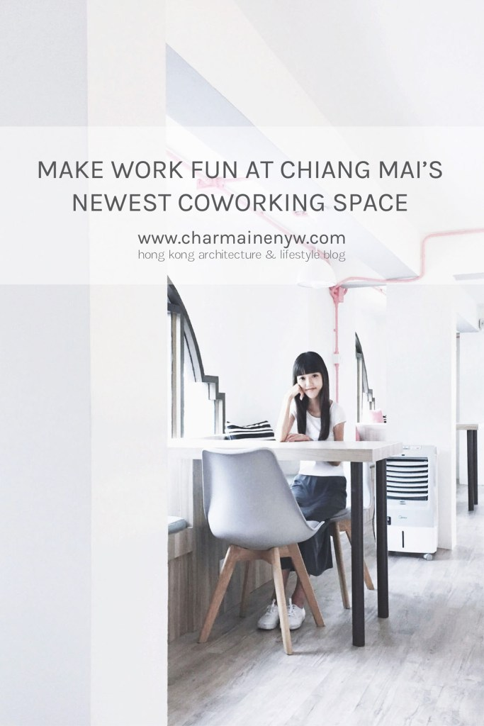 Make Work Fun at Chiang Mai's Newest Coworking Space