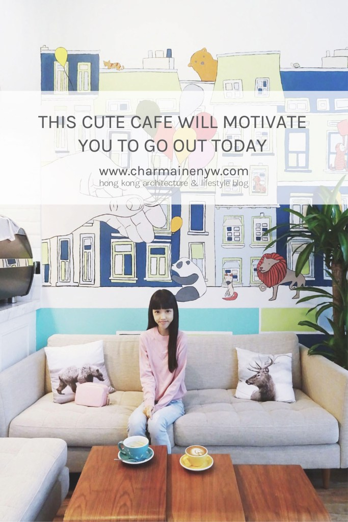 This Cute Café Will Motivate You to Go Out Today