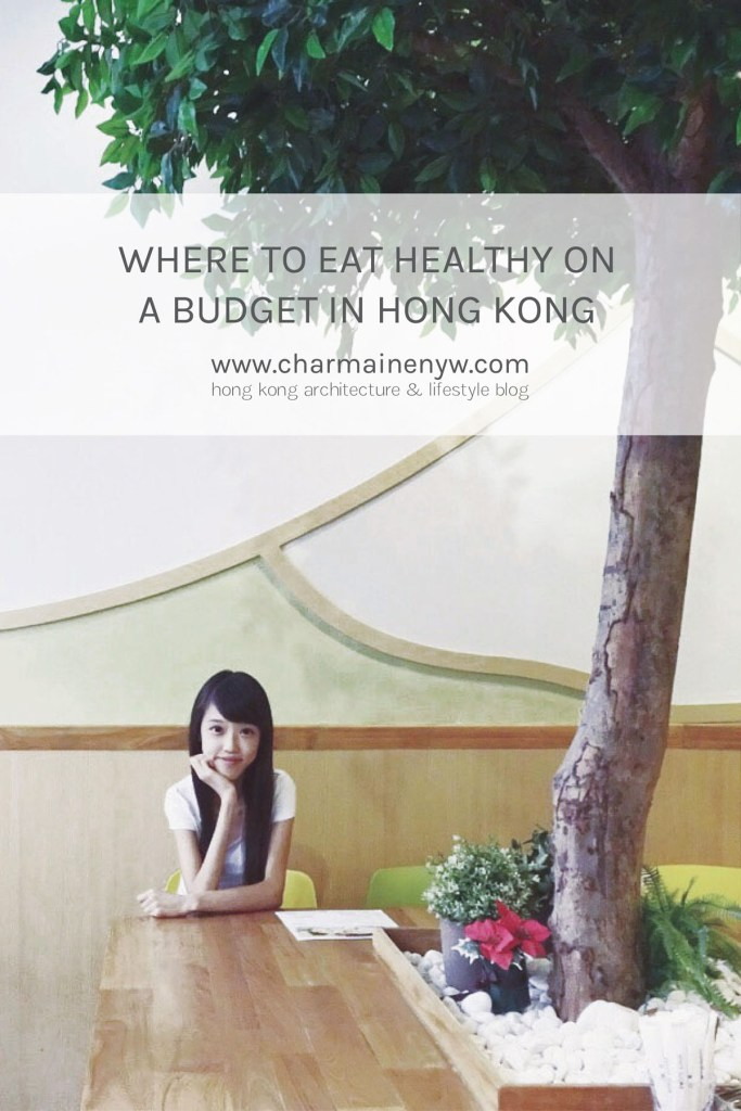 Where to Eat Healthy on a Budget in Hong Kong