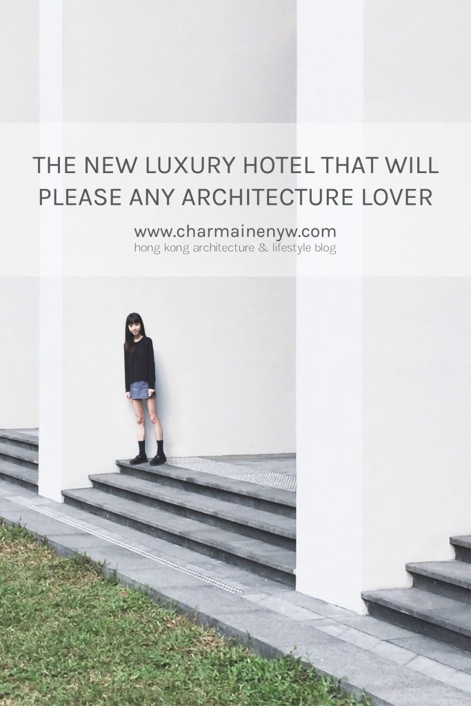 The New Luxury Hotel That Will Please Any Architecture Lover