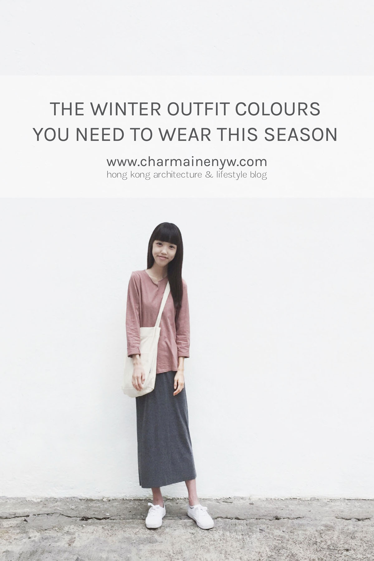 The winter outfit colours you need to wear this season