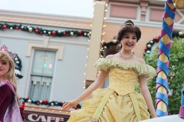 parade: belle