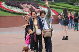 welcome to hk disneyland