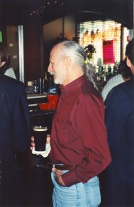 Photo of Russ Belk at CHARM 2003, East Lansing