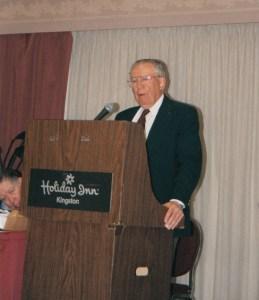 Photo of William Davidson, CHARM 1997