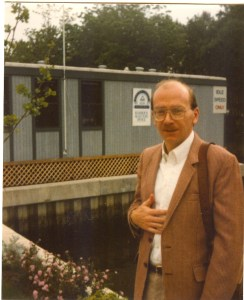 Photo of Ron Fullerton at 1989 CHARM Conference
