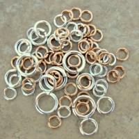 Snapeez Magic Charm Bracelet Jump Rings
