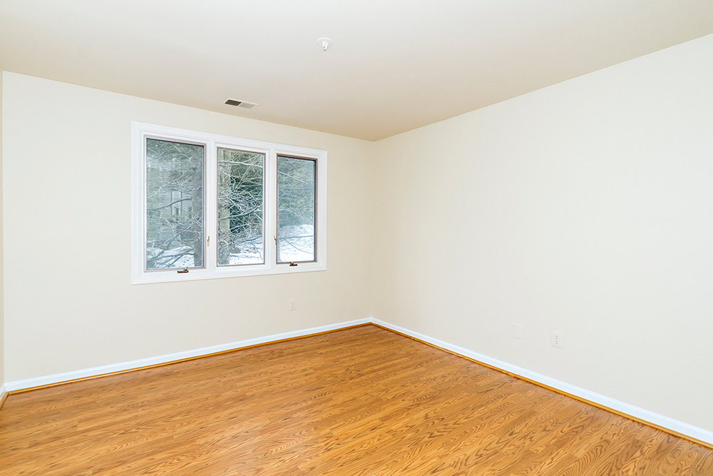 Columbia MD vacant room