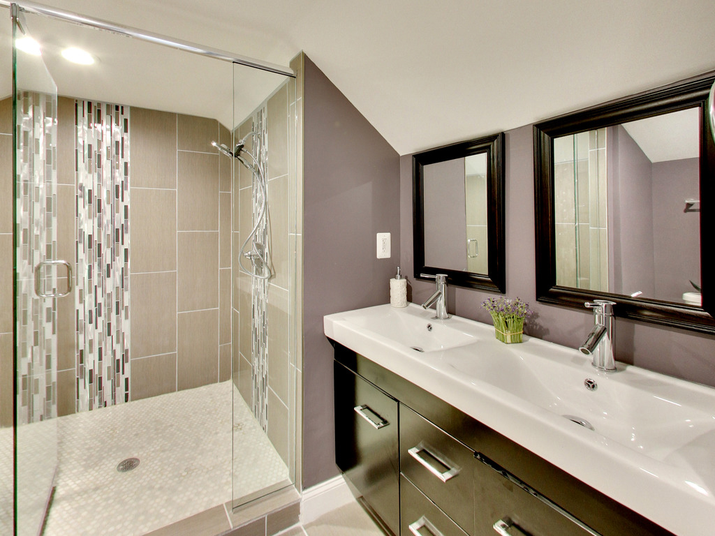 Halethorpe MD Master Bath