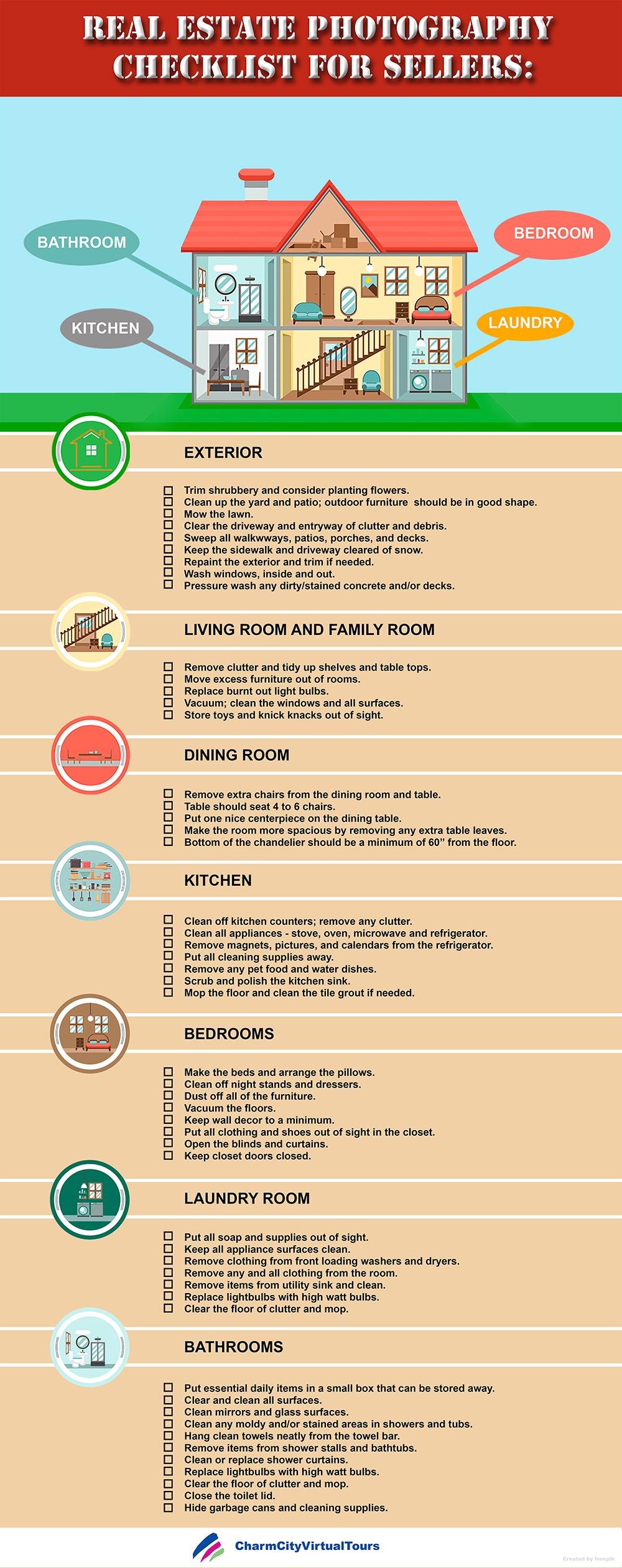 seller checklist