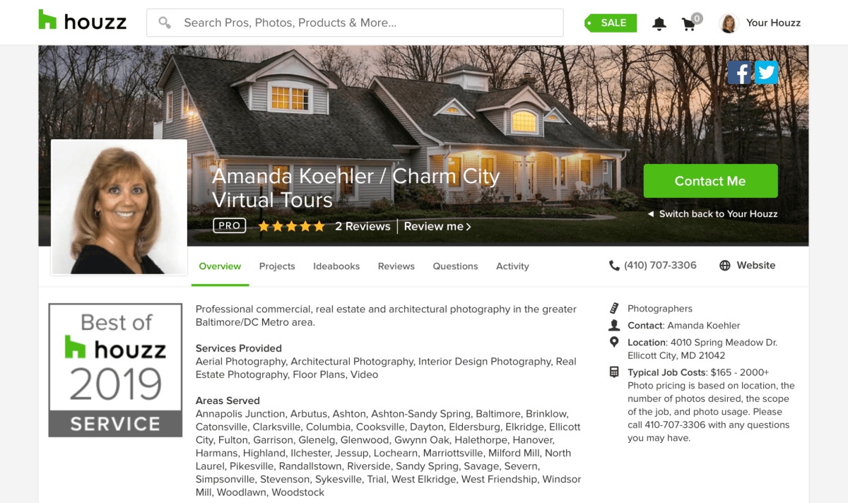best customer service_houzz 2019
