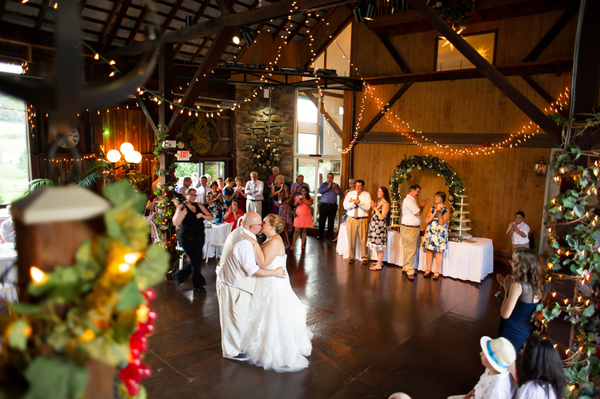 Ostertag Vistas Wedding by Heather Bee Photography  Charm