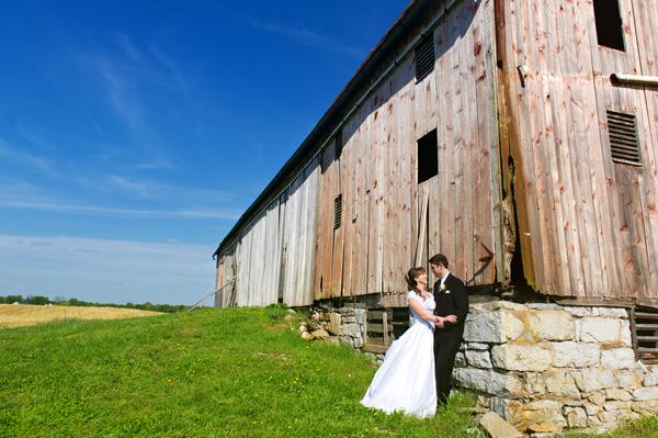 Walkers Overlook Wedding by Priscilla Thomas Photography