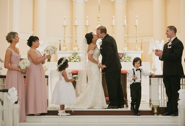 Baltimore BasilicaBelvedere Wedding By Love Life Images