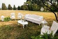 Beautiful Backyard Wedding by Be Photography - Charm City Wed