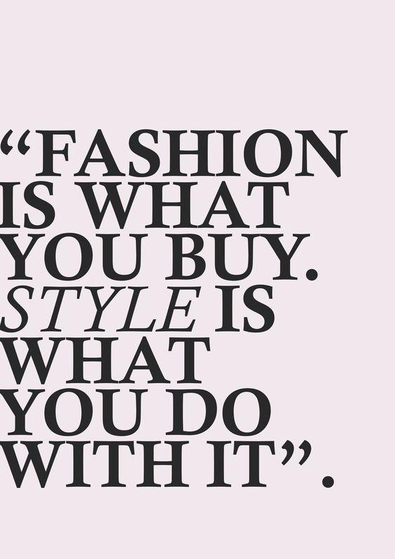 fashionquotes