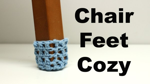 Leg Chair Feet Covers Crochet Pattern Charmed By Ashley