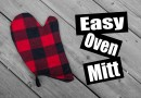 Easy Oven mitt pattern