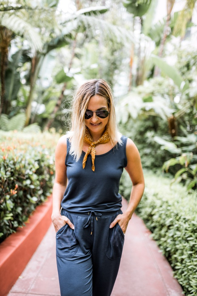 How to Style a Jumpsuit | Charmed by Camille