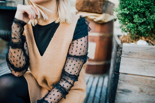 Free People Jumper | Charmed by Camille