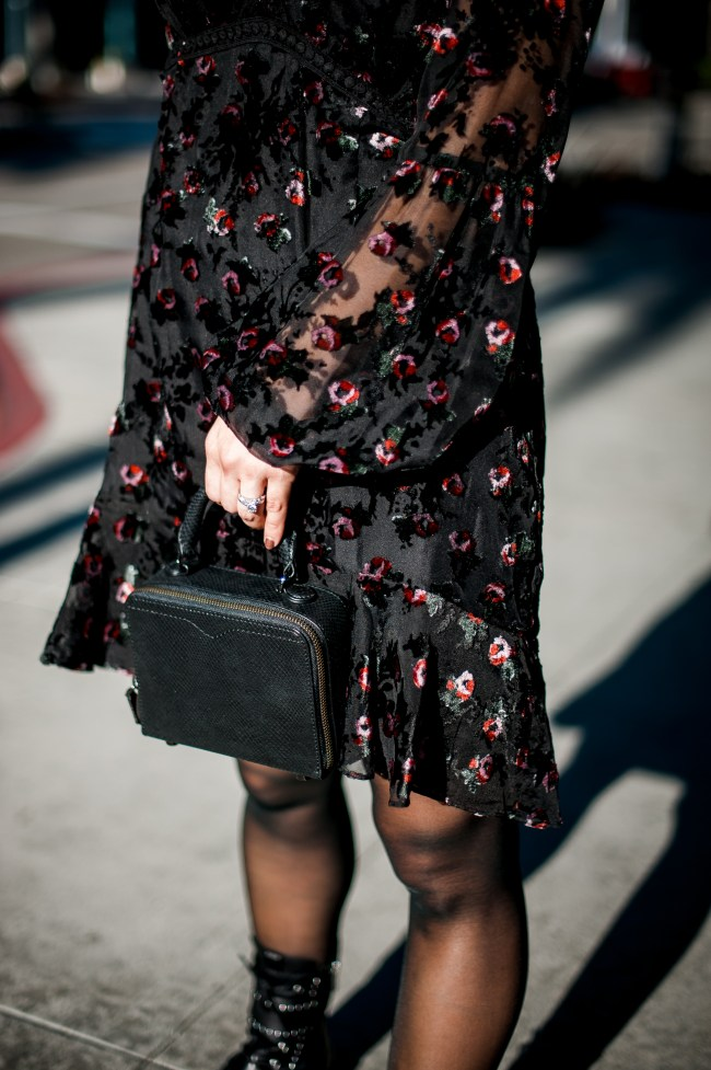 Combat Boots and Dresses | Charmed by Camille