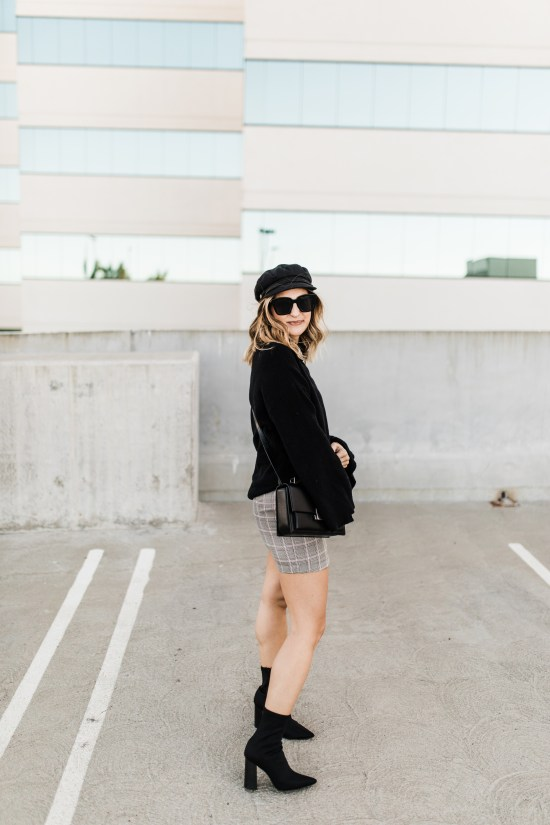 Plaid Mini Skirt | Charmed by Camille