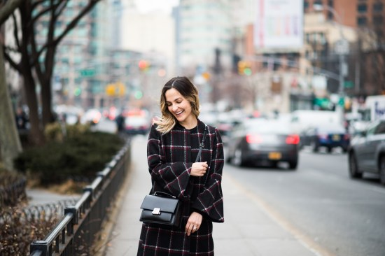 What to Wear to Work When It's Raining | Charmed by Camille