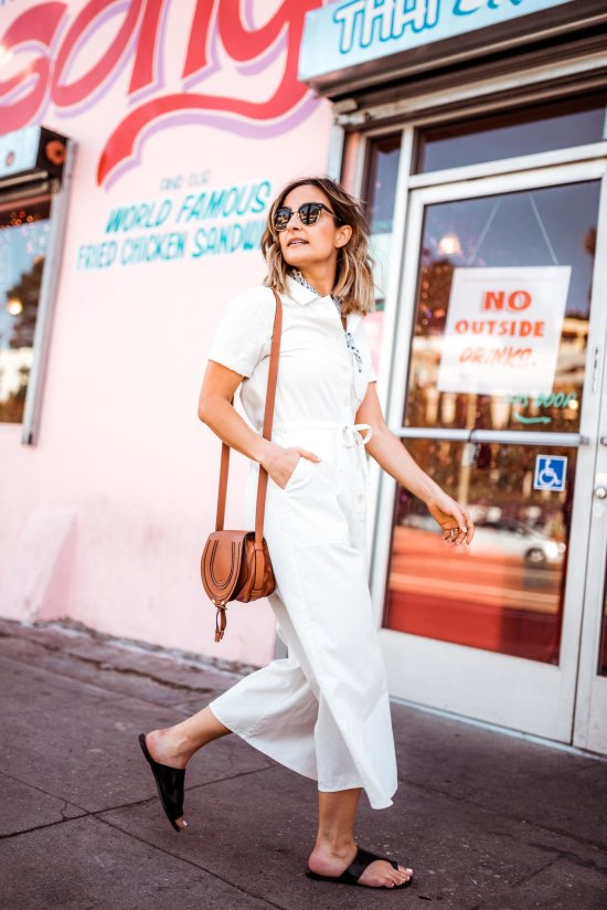 Utility Jumpsuit | Charmed by Camille