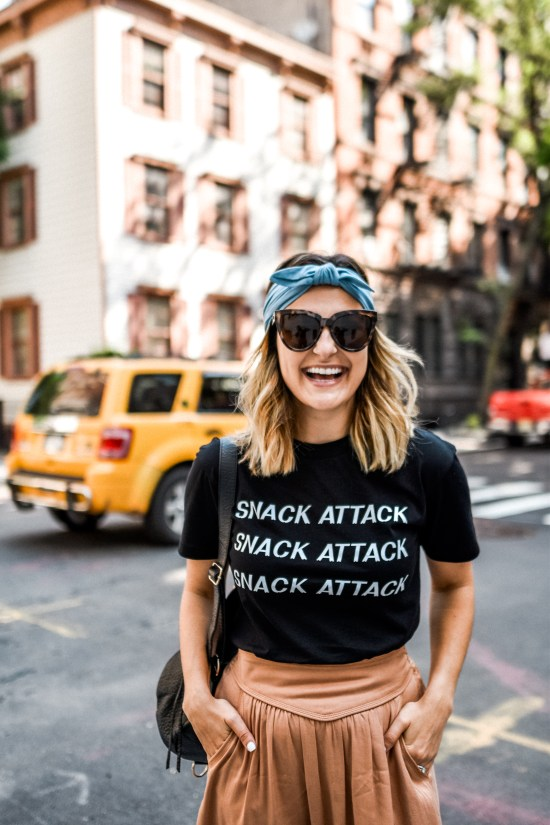 What I Wore in NYC | Charmed by Camille