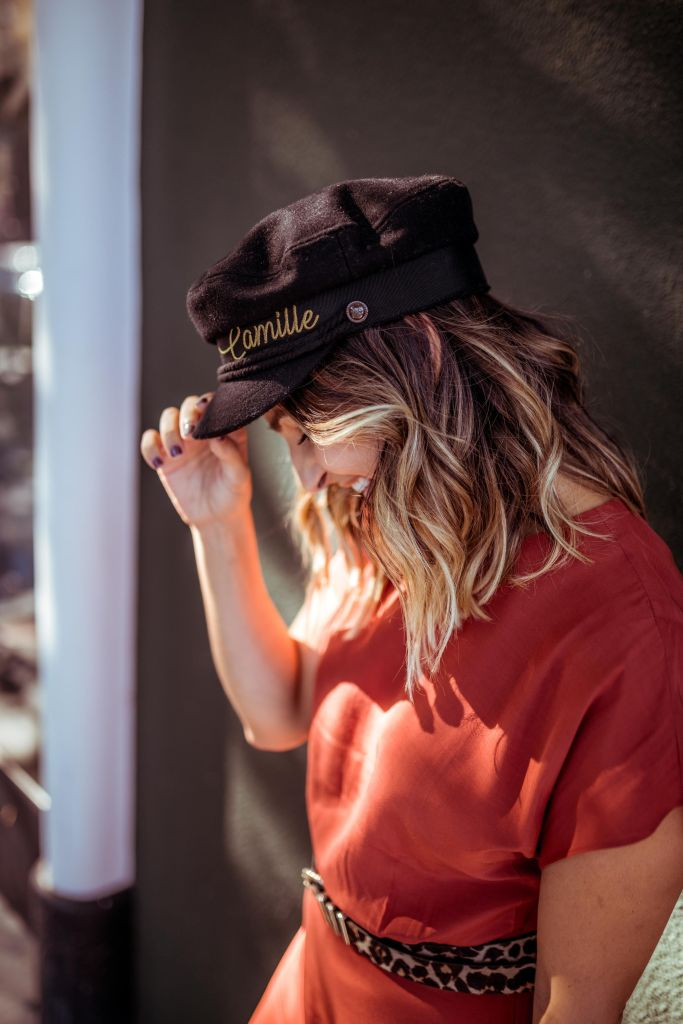 Newsboy Cap | Charmed by Camille
