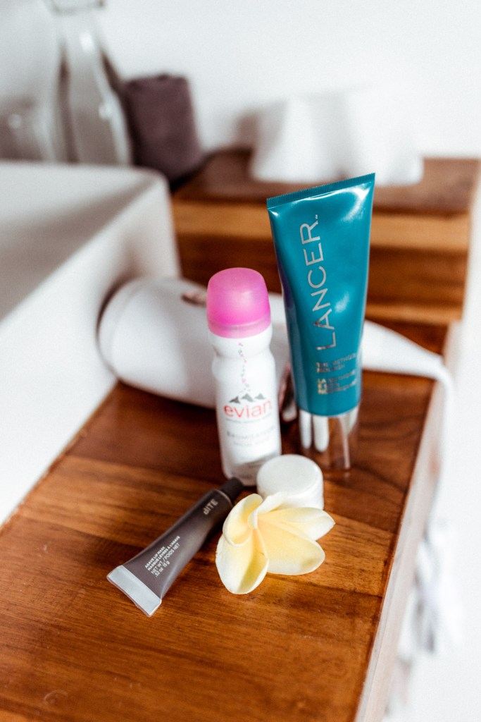 My Go-To Travel Beauty Products | Charmed by Camille