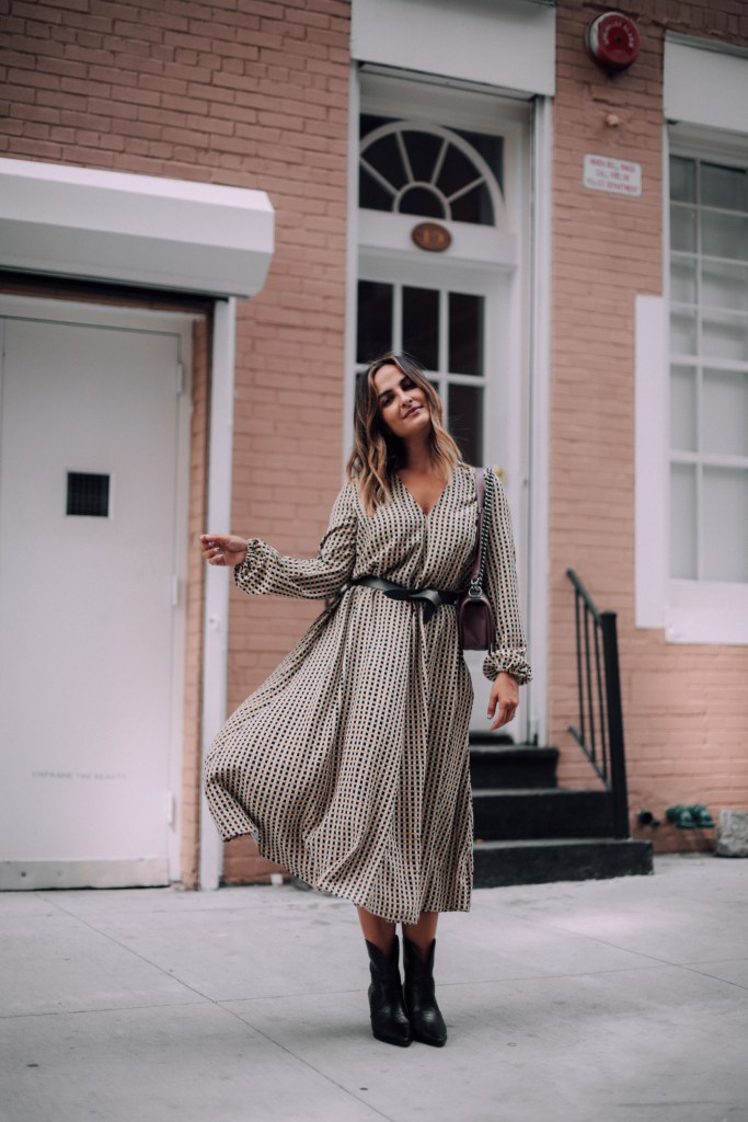 What I Packed and Wore to New York Fashion Wee | Charmed by Camille