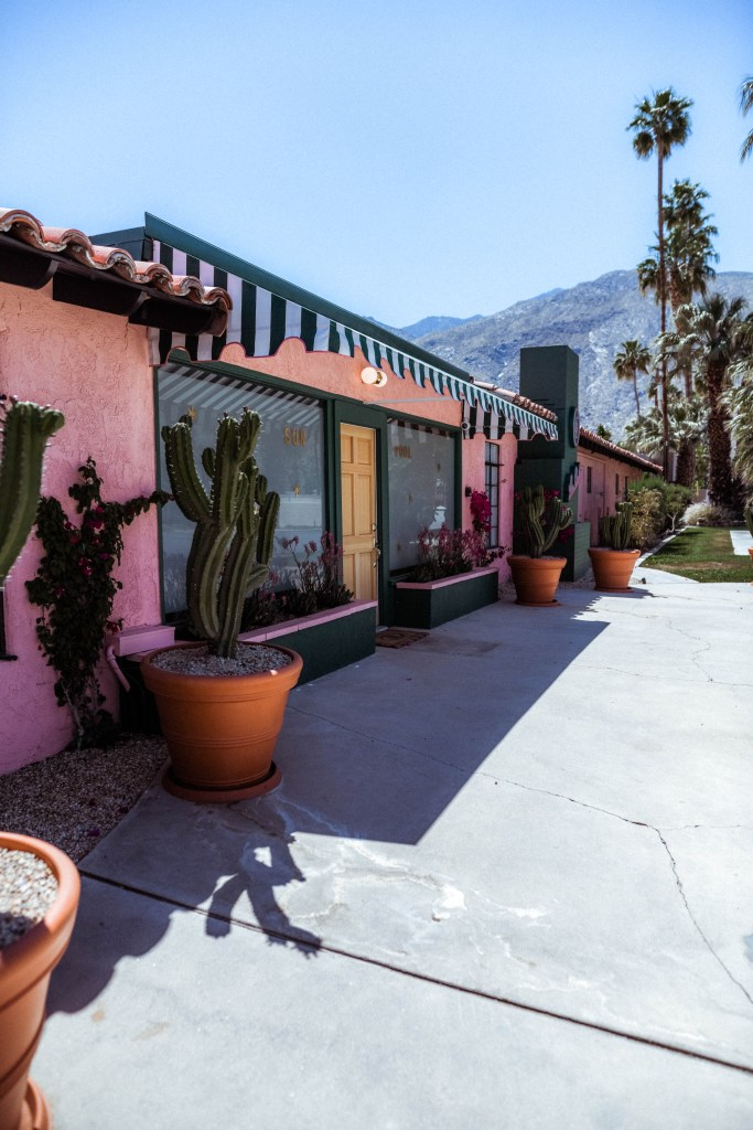 5 Easy Los Angeles Day Trips, Palm Spring | Charmed by Camille