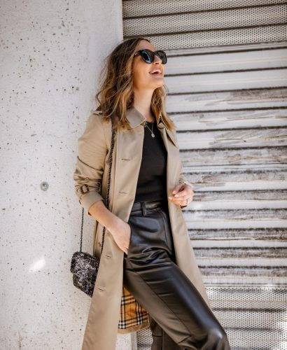 9 Tan Trench Coats for Every Budget | Charmed by Camille