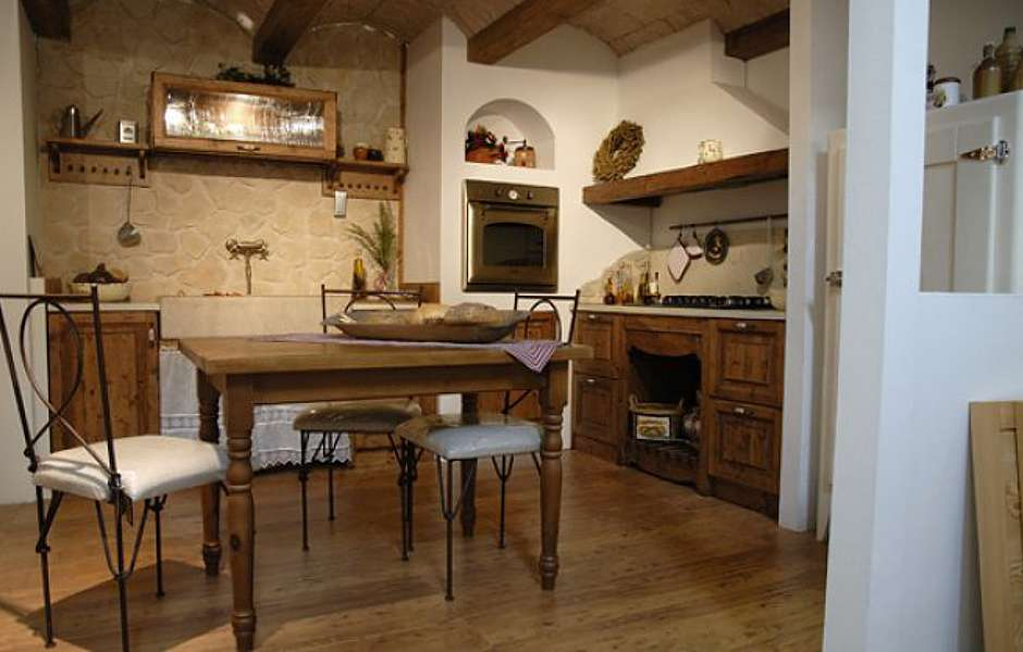Charmehouse  Cucine rustiche