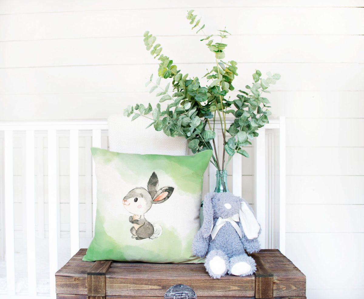 ForestFriends-Bunny-Cushion