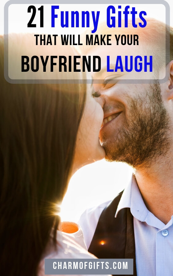 Gag Gifts For Boyfriends : gifts, boyfriends, Funny, Boyfriend, Gifts, Laughing