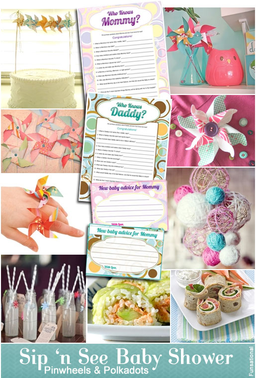, Baby Showers Shrink In Size But Costs Increase ?